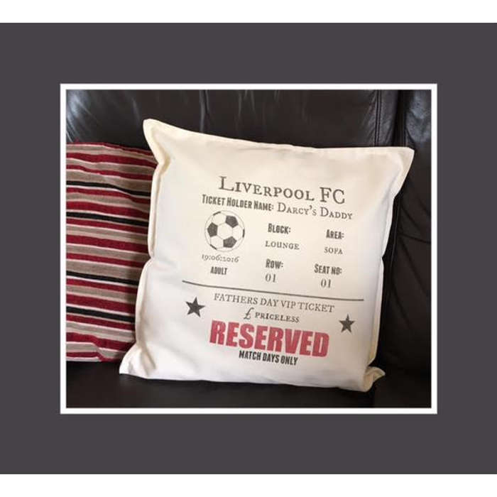 football-cushion