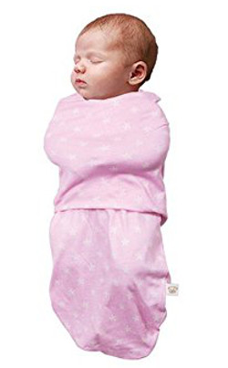 Clevamama infant swaddle