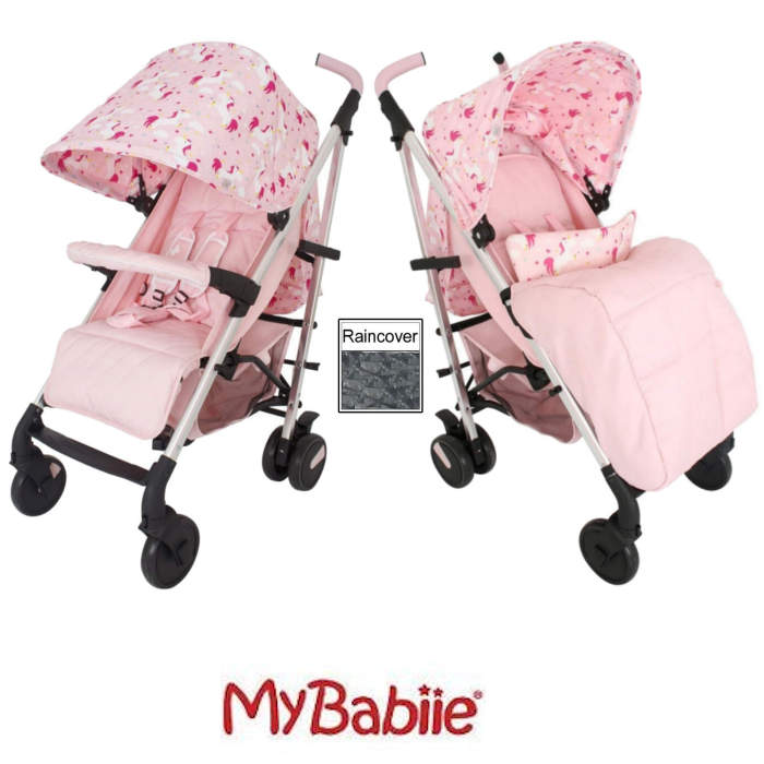 My Babiie MB51 Stroller *Katie Piper Collection*