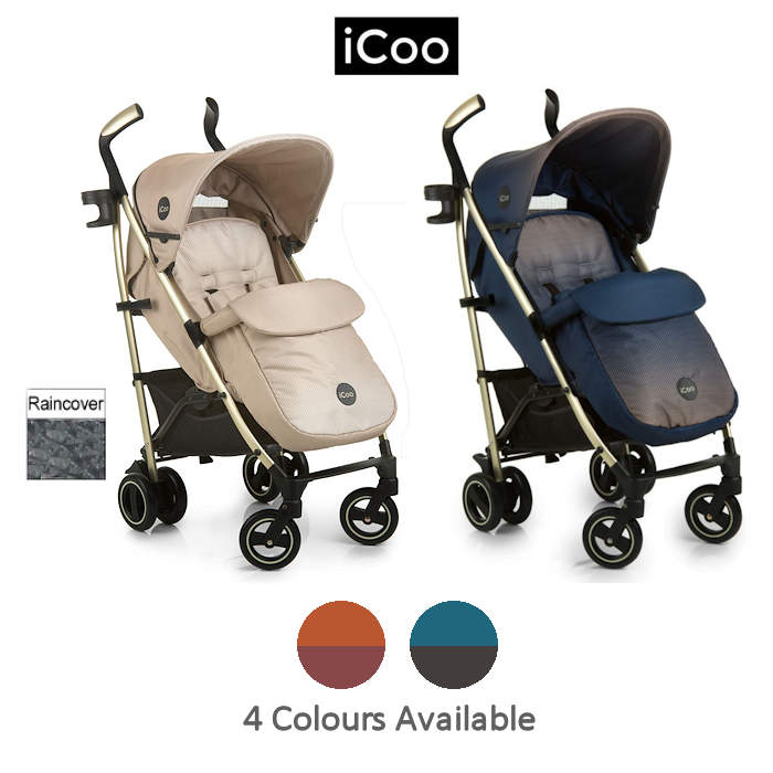 Hauck Icoo Pace Pushchair Stroller