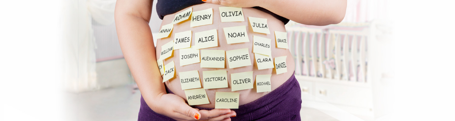top baby names find the perfect name for your baby bounty