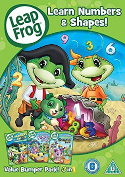 Leapfrog numbers and shapes 250