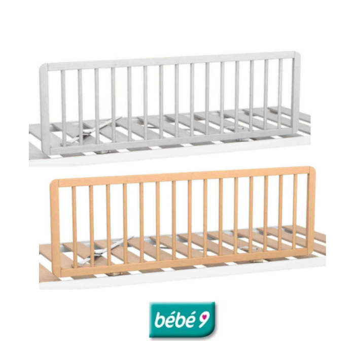 Bebe 9 Wooden Bedrail Bed Guard