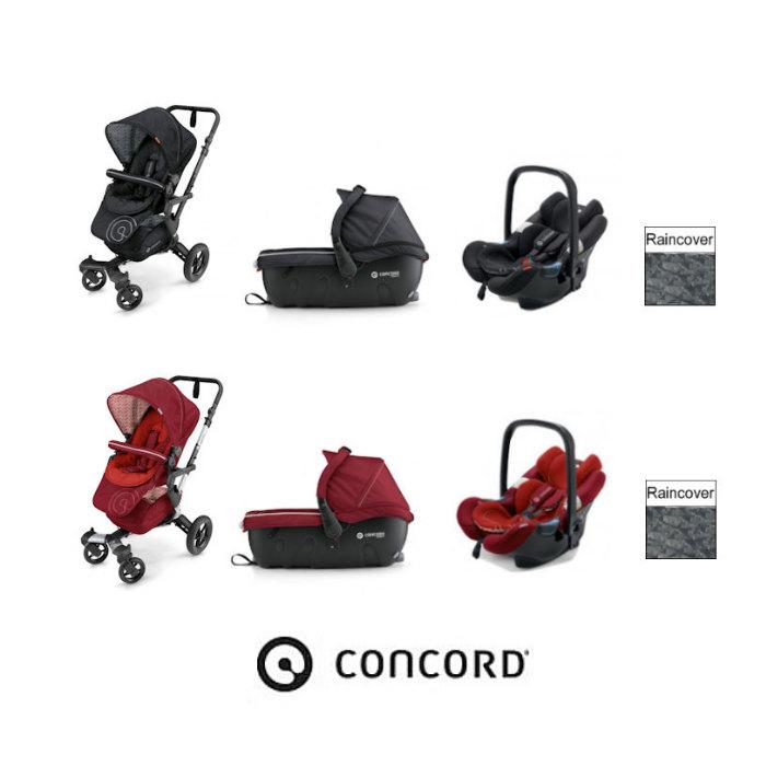 Concord Neo Travel Set Travel System bounty