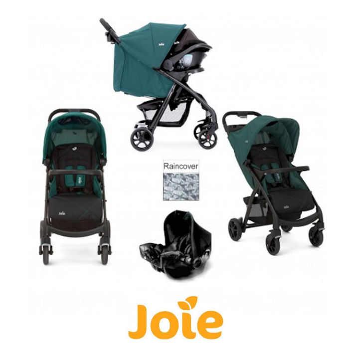 Joie Muze Travel System - Juniper