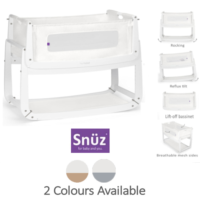 Snuz Pod 3 Bedside Crib