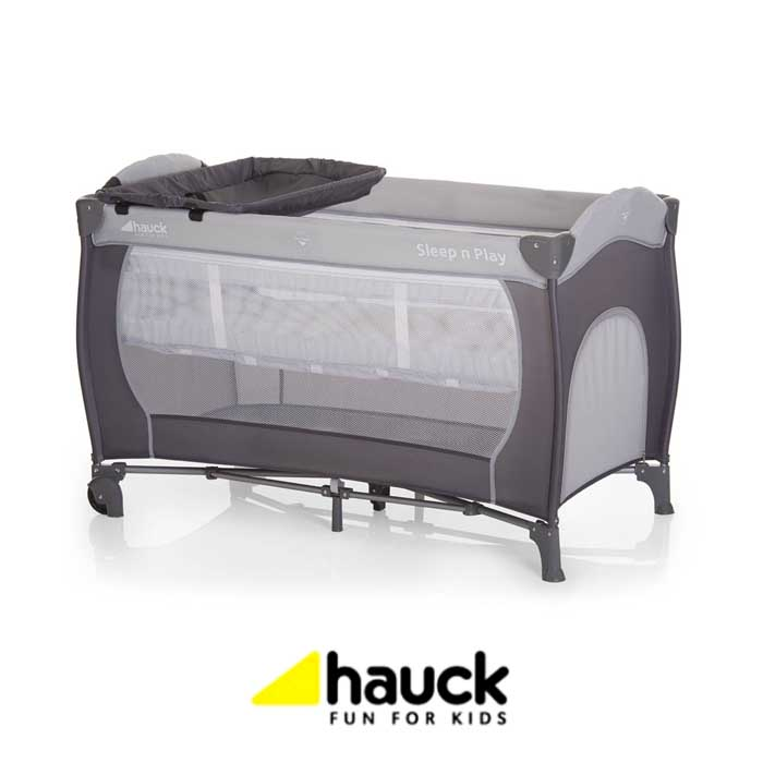 Hauck Sleep n Play Center Bassinet Travel Cot / Playpen