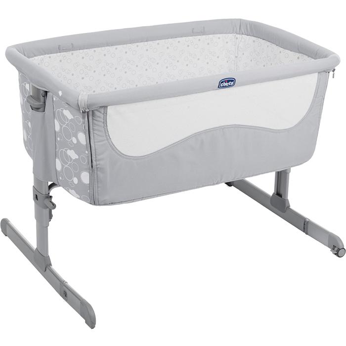 Chicco Next2Me Side-Sleeping Crib - Elegance