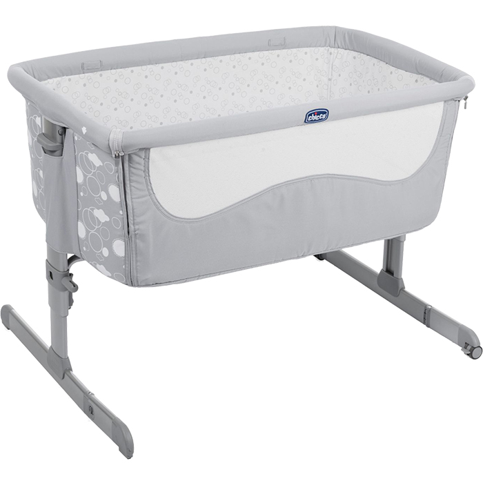 Chicco Next2Me Side-Sleeping Crib - Elegance