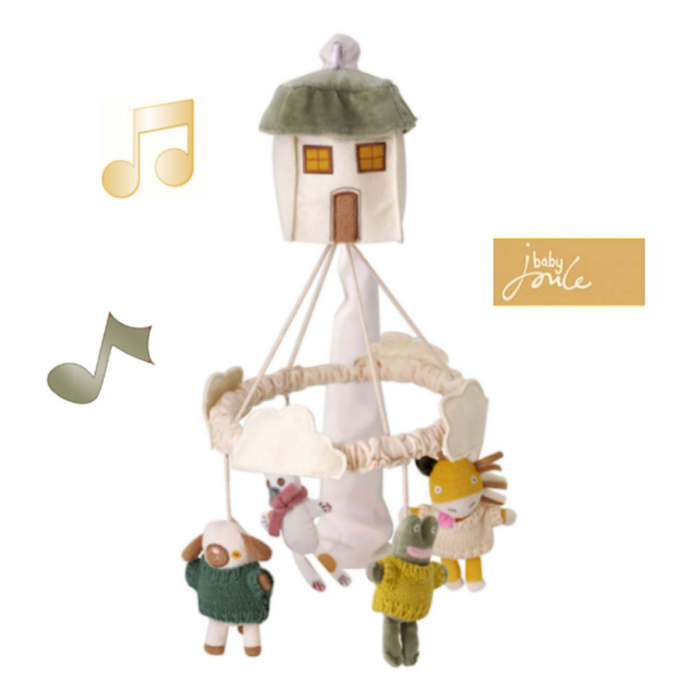 Baby Joule Marvellous Musical Mobile