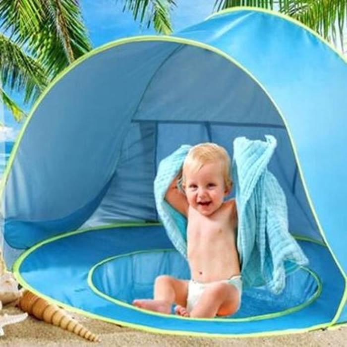 GoGroopie-UV-Tent