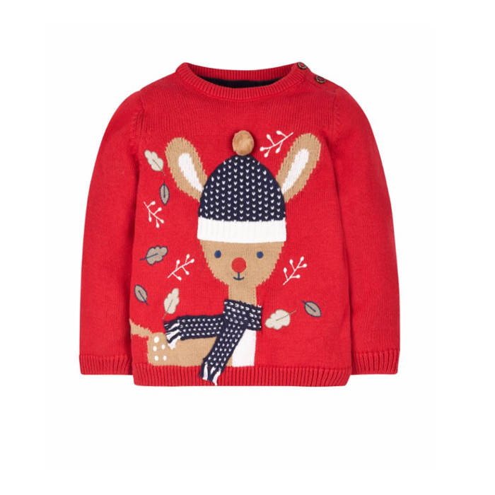 mothercare christmas jumper shop