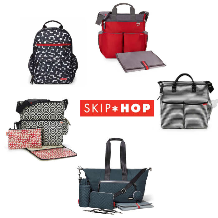 Skip Hop Designer Changing Bag Matt