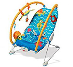 Tiny Love Under the Sea bouncer