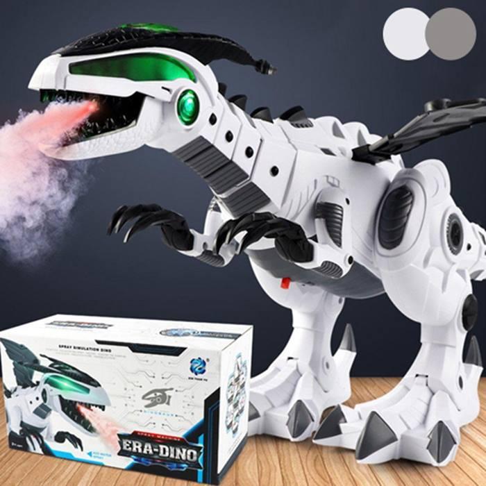 Breathing Dino
