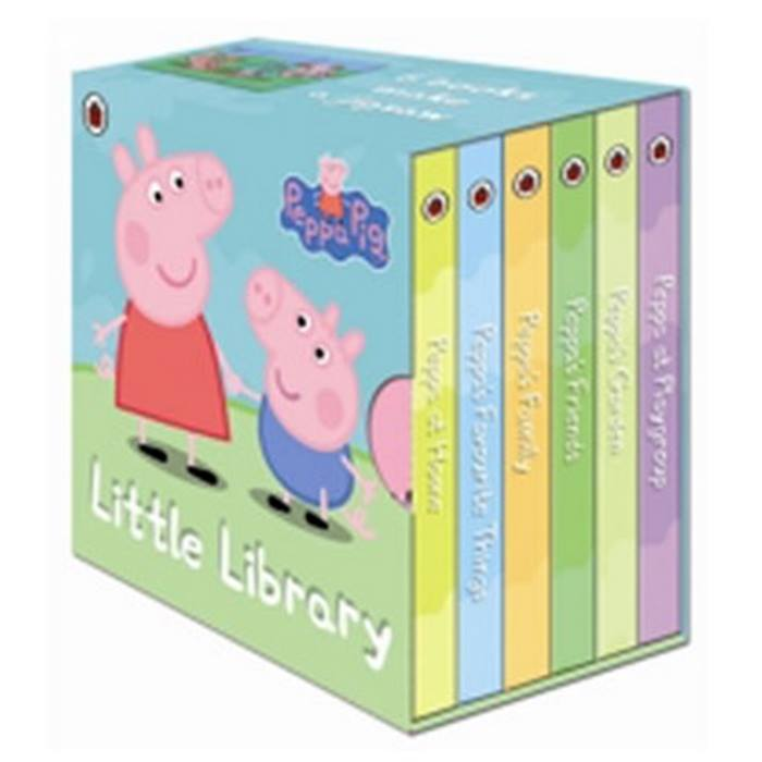 peppa-pig-little-library