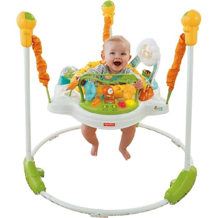 Save an Extra £5 off this Fisher-Price Sunny Days Jumperoo!
